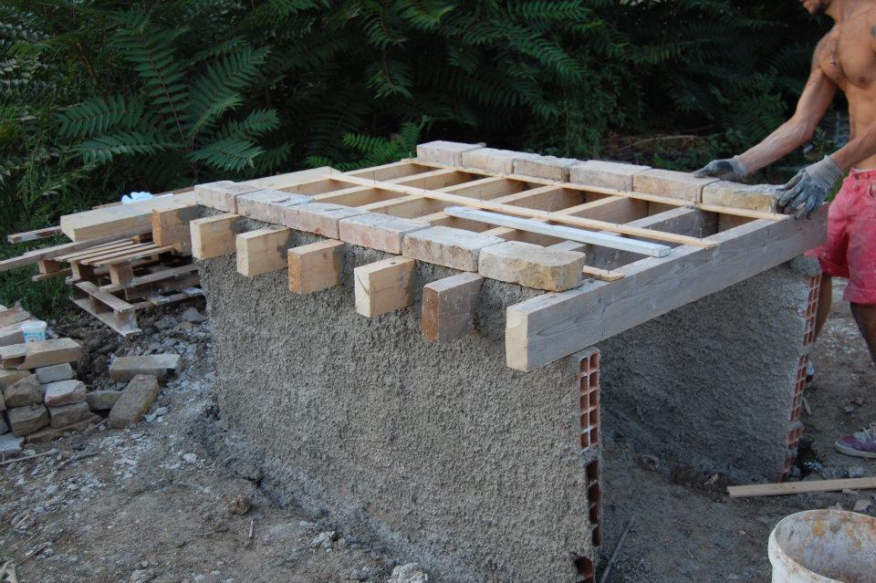 Costruire Un Forno A Legna In Mattoni Abitare Consapevole